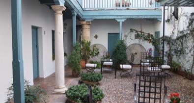 Hotel las casas del rey de baeza seville - Las casas del rey ...
